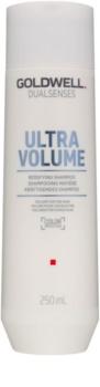 Goldwell Dualsenses Ultra Volume Shampoo für mehr Haarvolumen bei feinem Haar