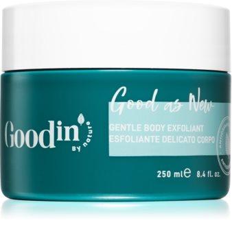 Goodin by Nature Good As New нежный пилинг для тела