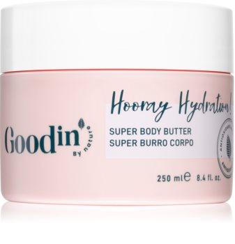 Goodin by Nature Hooray Hydration manteiga hidratante intensiva para corpo