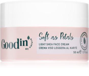 Goodin by Nature Soft as Petals lehký hydratační krém