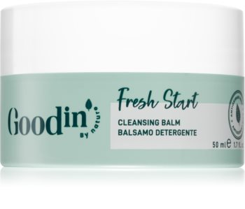 Goodin by Nature Fresh Start Makeup Removing Cleansing Balm