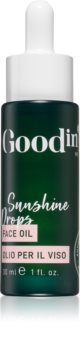 Goodin by Nature Sunshine Drops Facial Oil for Radiance and Hydration