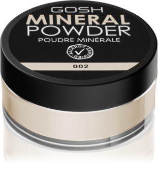 Gosh Mineral Powder минеральная пудра