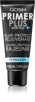 Gosh Primer Plus + base de teint hydratante