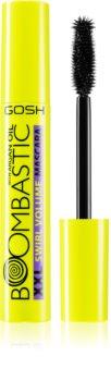 Gosh Boombastic mascara pour des cils courbés et séparés