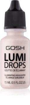 Gosh Lumi Drops течен хайлайтър