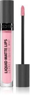 Gosh Liquid Matte Lips folyékony rúzs