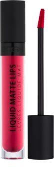 Gosh Liquid Matte Lips flüssiger Lippenstift