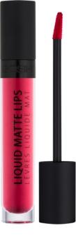 Gosh Liquid Matte Lips Liquid Lipstick