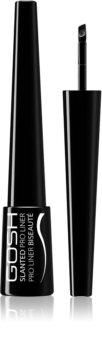 Gosh Slanted Pro Liner eyeliner gel