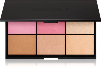 Gosh Mix & Match palette contouring blush