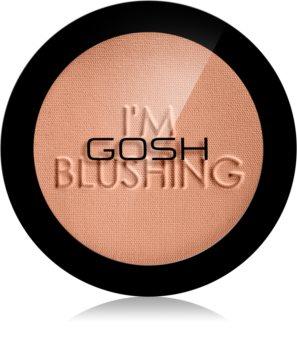 Gosh I'm Blushing púderes arcpír