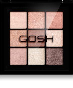 Gosh Eyedentity Eyeshadow Palette