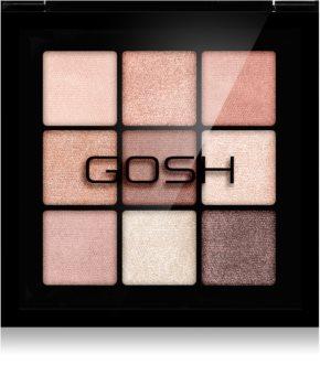 Gosh Eyedentity Lidschatten-Palette