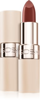 Gosh Luxury Nude Lips Halbmatter Lippenstift mit feuchtigkeitsspendender Wirkung