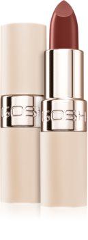 Gosh Luxury Nude Lips rouge à lèvres semi-mat pour un effet naturel