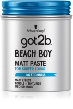 got2b Beach Boy mattirende Paste für Definition und Form