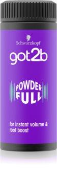 got2b PowderFul Styling Poeder  voor Perfect Volume