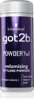 got2b PowderFul стилизираща пудра за съвършен обем