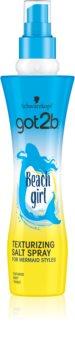 got2b Beach Girl stylingový solný sprej na vlasy