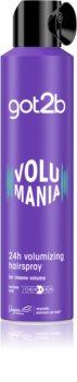 got2b Volumania lak za kosu za volumen
