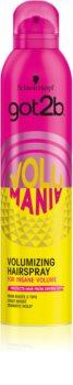 got2b Volumania Haarspray für mehr Volumen