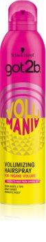 got2b Volumania Hairspray with Volume Effect