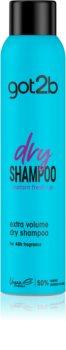 got2b Fresh it Up champú en seco para dar volumen