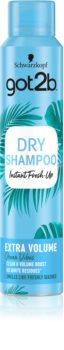 got2b Fresh it Up Volume Droog Shampoo  voor Volume