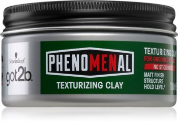 got2b Phenomenal Clay Pomade