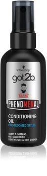 got2b Phenomenal ulei de îngrijire pentru barbă