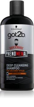 got2b Phenomenal curatarea profunda a scalpului