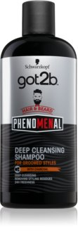 got2b Phenomenal Deep Cleanse Clarifying Shampoo