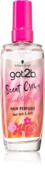 got2b Scent Crown Floral Glory parfumovaná voda na vlasy