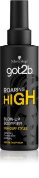 got2b Roaring High придающий форму спрей для придания объема волосам