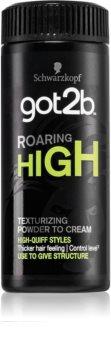 got2b Roaring High pulbere pentru volumul părului