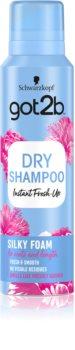 got2b Fresh it Up pěnový suchý šampon