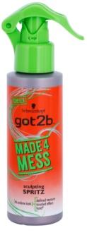 got2b Made 4 Mess spray modelador para cabelo