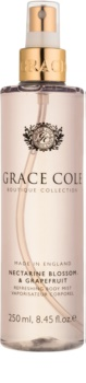 Grace Cole Boutique Nectarine Blossom & Grapefruit spray corporal refrescante
