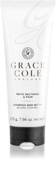 Grace Cole White Nectarine & Pear масло за тяло