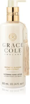 Grace Cole Nectarine Blossom & Grapefruit crema de maini hidratanta