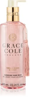 Grace Cole Vanilla Blush & Peony Caring Hand Liquid Soap