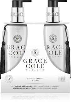 Grace Cole White Nectarine & Pear kosmetická sada