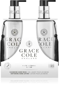Grace Cole White Nectarine & Pear kozmetická sada