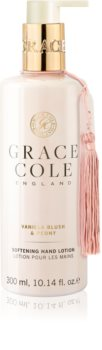 Grace Cole Vanilla Blush & Peony pflegende Handcreme