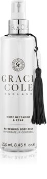 Grace Cole White Nectarine & Pear spray idratante per il corpo