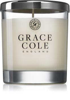 Grace Cole White Nectarine & Pear lumânare parfumată