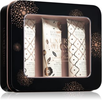Grace Cole Luxury Bathing English Pear & Nectarine Blossom Gift Set (for Hands and Body)