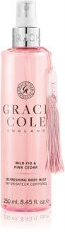 Grace Cole Wild Fig & Pink Cedar osviežujúca hmla na telo