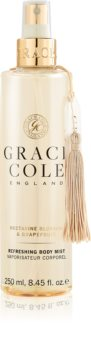 Grace Cole Nectarine Blossom & Grapefruit spray corpo